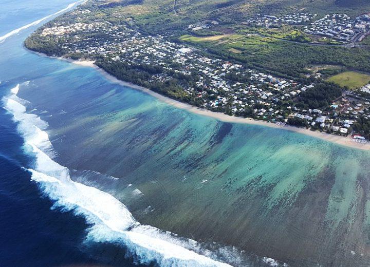 Le lagon de la côte ouest